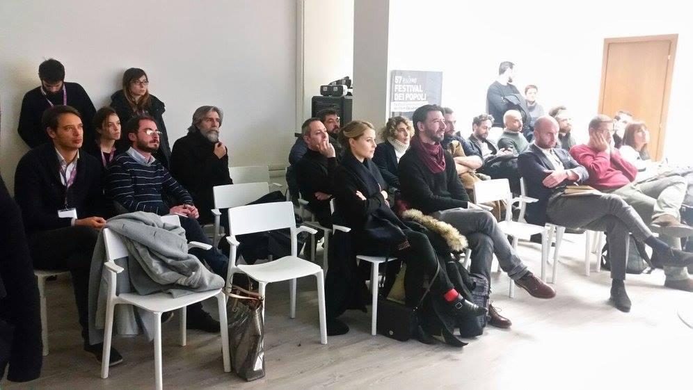 Toscana Film Network @ Festival Dei Popoli 2016