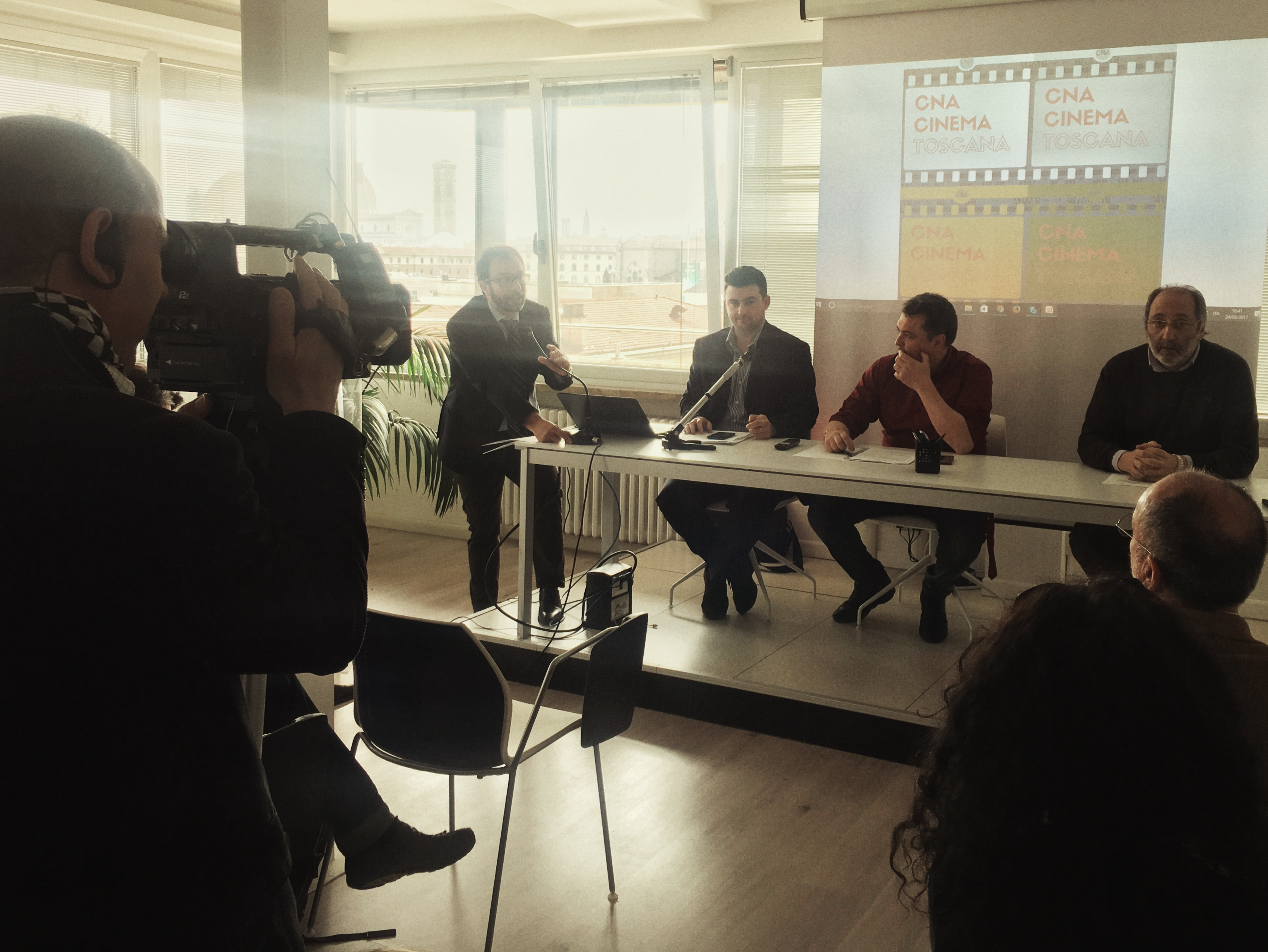 Toscana Film Network CNA Cinema Toscana